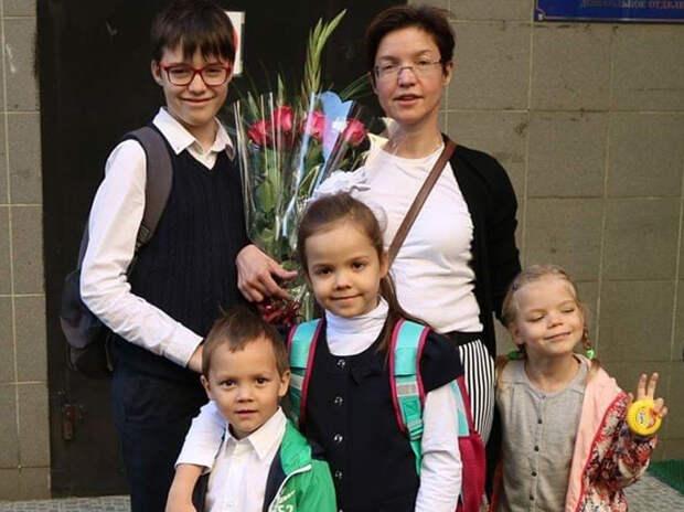 Многодетная мать разгромила поправки Мизулиной в Семейный кодекс