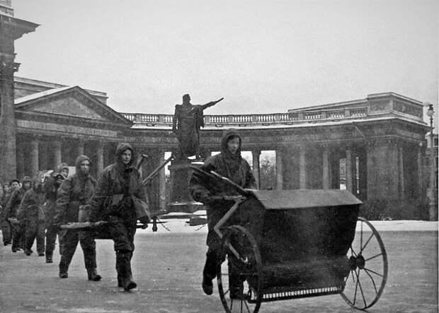 Блокада Ленинграда: 900 дней борьбы за жизнь
