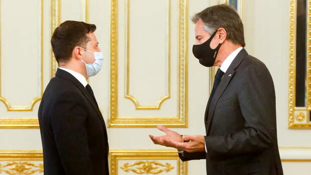 Украину попросили заткнуться?