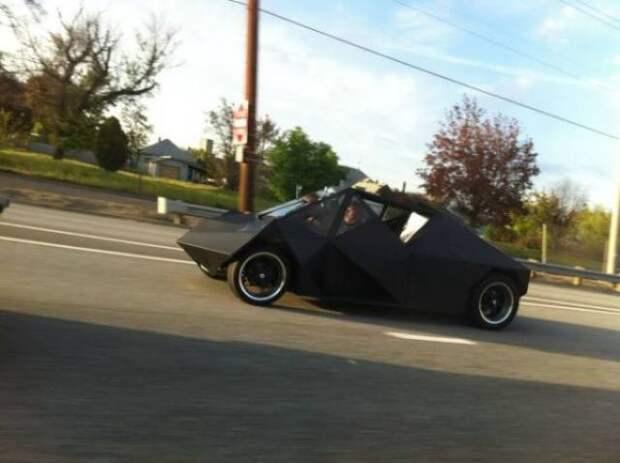 Очень странные транспортные средства (45 фото)
