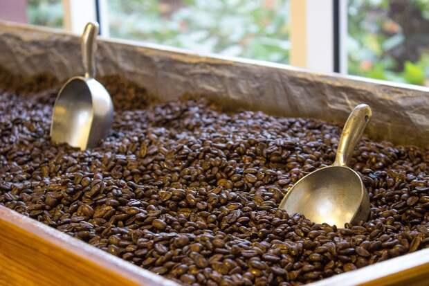Кофе. Визитная карточка Домисс никаны