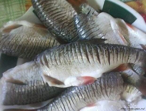 Секрет жарки рыбы без костей