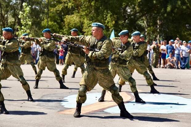 Неожиданное признание спецназа США о ВДВ РФ