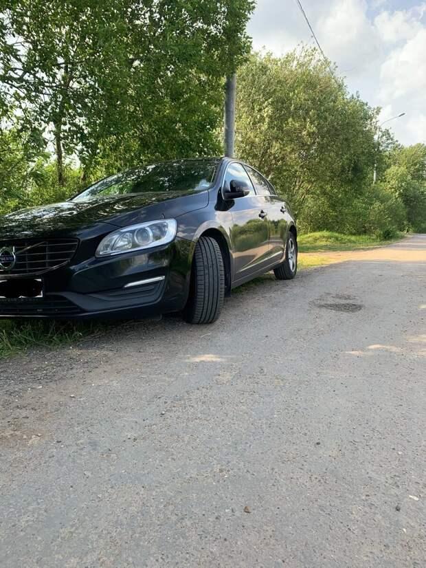 Volvo S60. Опыт владения
