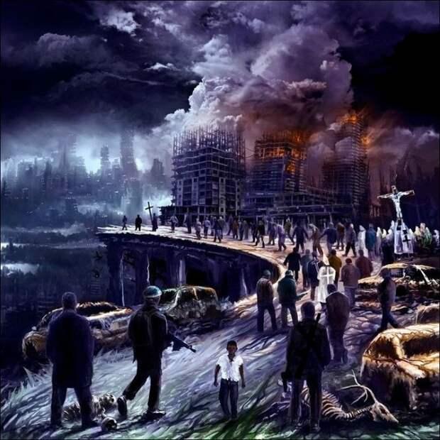 Апокалипсис. Основные версии гибели Вселенной