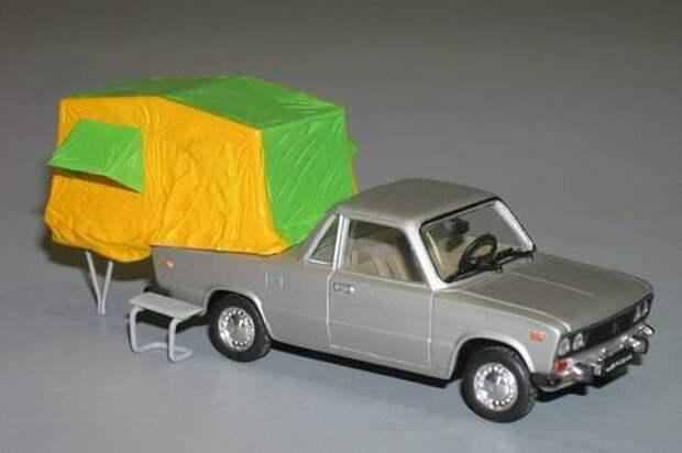 """""""Такой только у меня и... у меня"""" или Необычные прототипы советских авто, которые так и не стали серийными"""