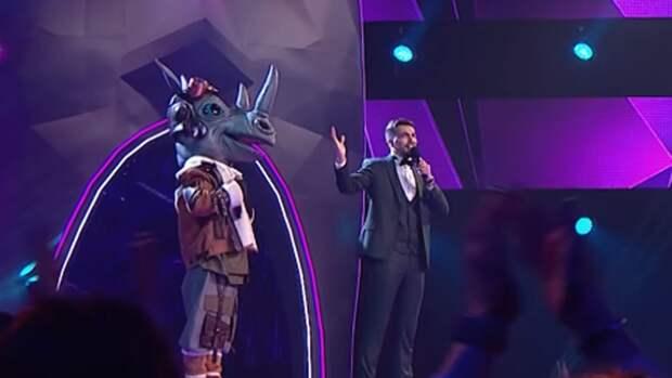 """Поклонники шоу """"Маска"""" поделились впечатлениями от выступлений Носорога"""