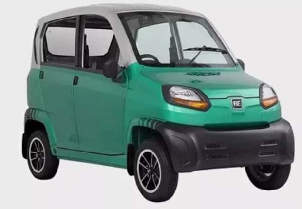 60 000 рублей за новую? Самые дешевые авто в мире