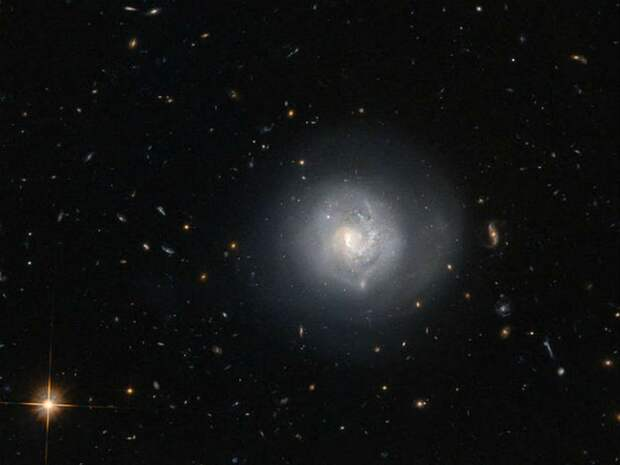 Астрономы Европейской южной обсерватории разглядели зародыш спутника вокруг планеты