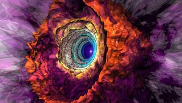 Когда звезда умирает: вкосмосе обнаружили огромную сферическую полость (ВИДЕО