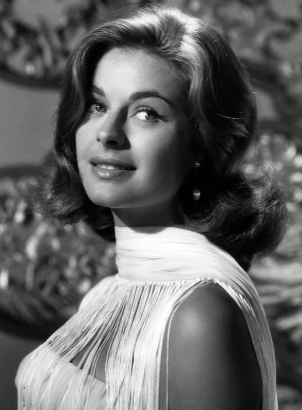 Красавица из 60-х Мишель Жирардон