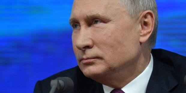Путин: Парламент — это место для дискуссий, но не для драк