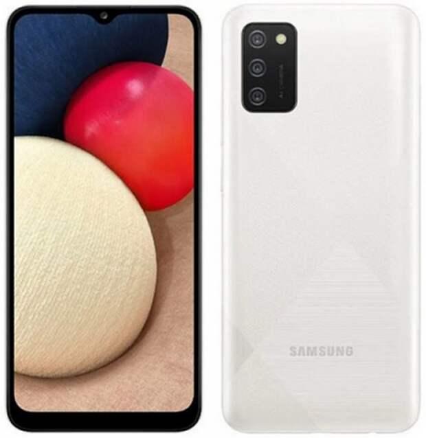 Автономный Samsung Galaxy M02s получил тройную камеру и цену 135 долларов