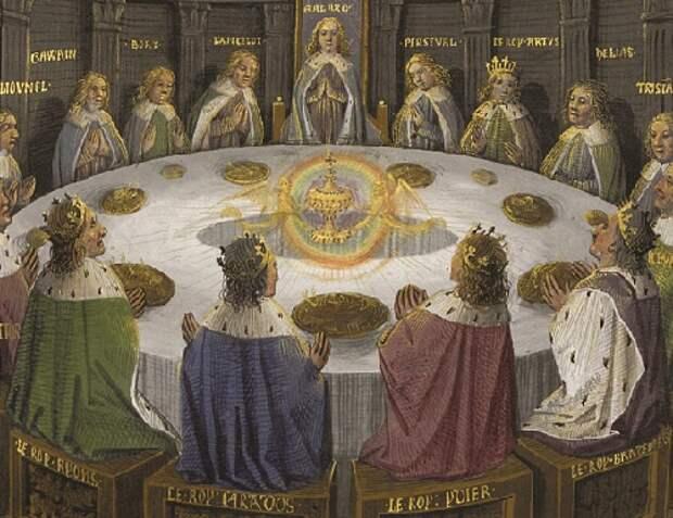 Тайное братство короля Артура
