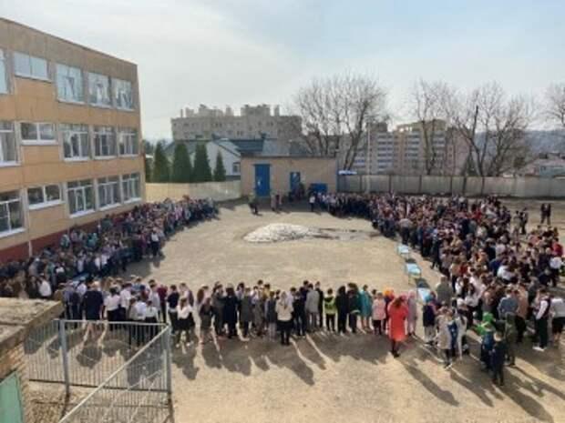 Третья волна эвакуации в Калуге не нарушила учебный процесс
