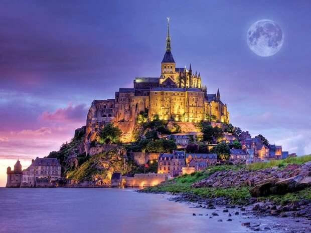 Меч святого Михаила: Вот почему 7 монастырей в Европе находятся на одной линии