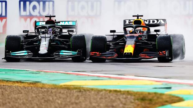 Ферстаппен выиграл Гран-при Эмилии-Романьи, Хэмилтон — 2-й, Мазепин — 17-й