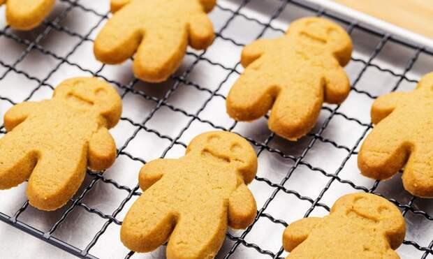 Имбирное печенье: рецепт на Новый год