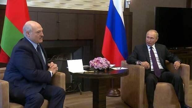 Блудный брат: визит Лукашенко в Россию. Даниил Безсонов