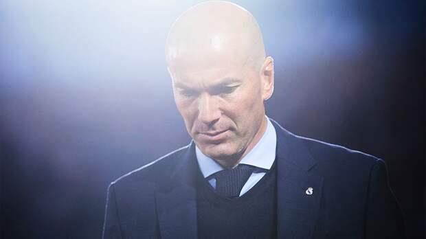 Зидан: «В ворота «Реала» дали 3 пенальти, а еще случился автогол. Слишком много свалилось на нас»