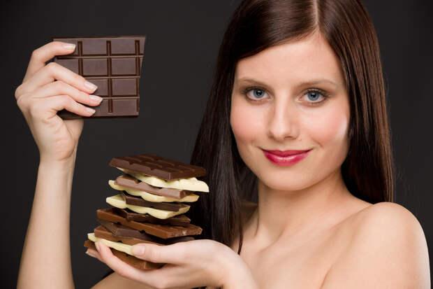 Шоколадная монодиета