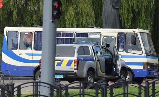 Украина: благодаря Майдану мы имеем результат в виде террориста, который станет известным на весь мир