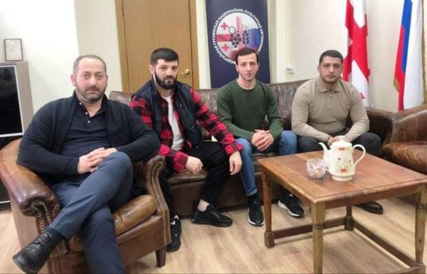 В Москве образован футбольный клуб грузинской диаспоры «Сакартвело»