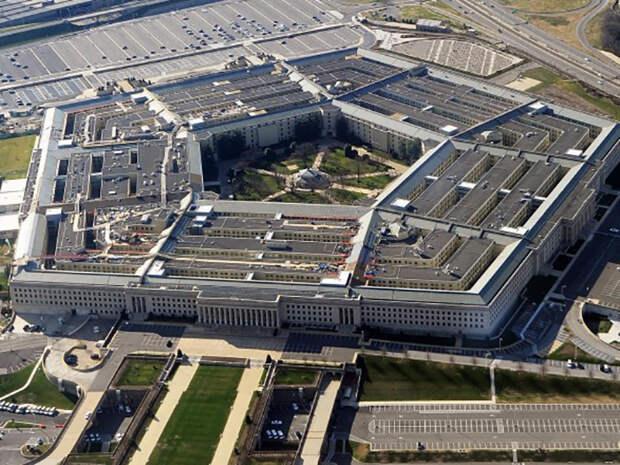 Пентагон — штаб-квартира Министерства обороны США.