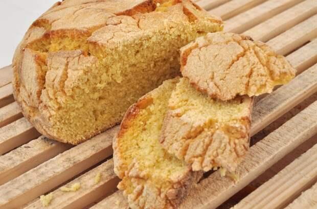 Португальский кукурузный хлеб «Броа». \ Фото: forocoches.com.