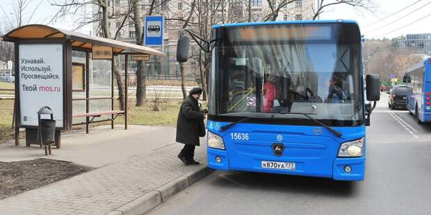 Маршрут автобуса до Митинского кладбища переходит на летнее расписание