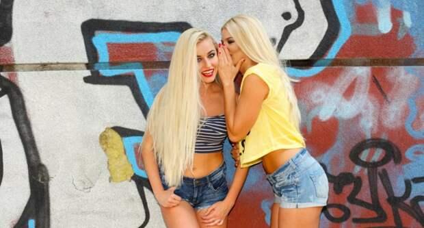 Блог Павла Аксенова. Анекдоты от Пафнутия. Анекдоты про блондинок. Фото RumisPhoto - Depositphotos