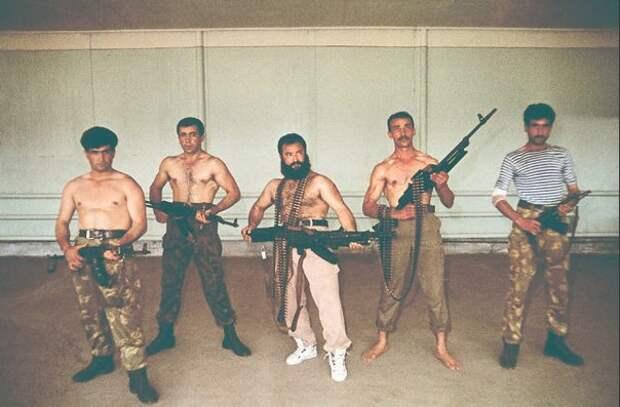 Проданная армия. ЗакВО. 1991 - 1993 г.