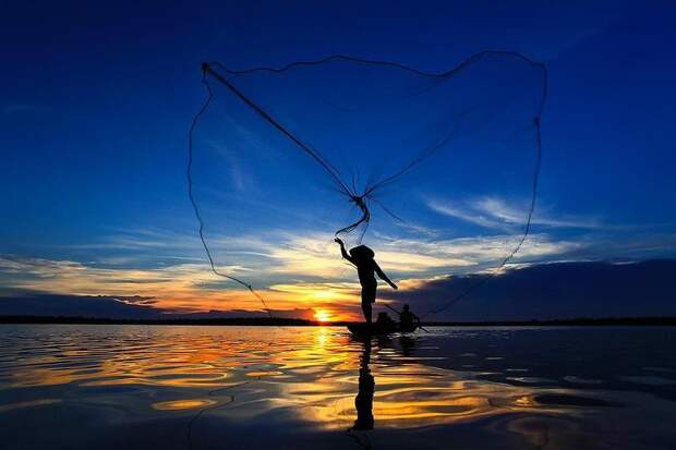 Сказочно красивый Таиланд в фотографиях Саравута Вансета
