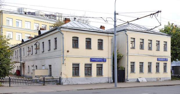 В Москве хотят продать с аукциона исторический архитектурный ансамбль