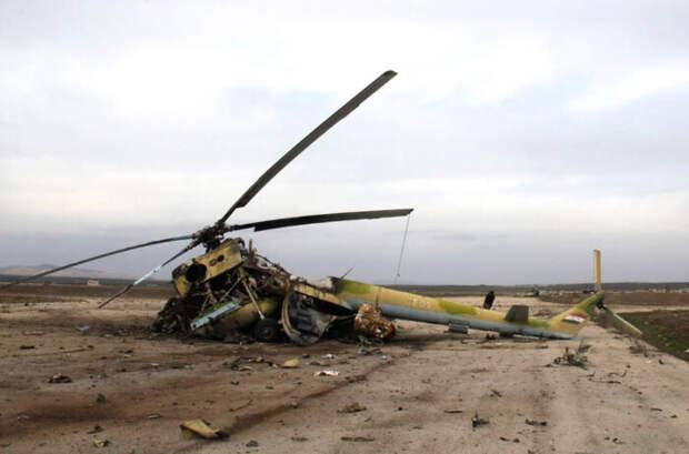 Армения заявила о 16 сбитых вертолетах Азербайджана