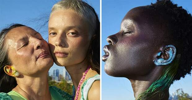 Как выглядит новый тренд макияжа — мейкап ушей