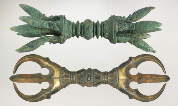 Ваджра – сохранившееся реальное оружие древних богов