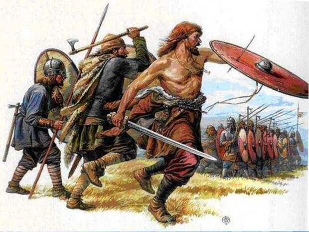 Военное дело Древней Руси конца IX – начала XI веков