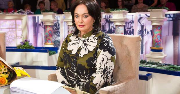 Лариса Гузеева будет вести кулинарный блог в новом шоу