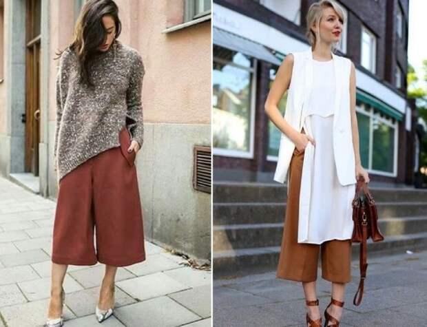 женские брюки весна лето 2019