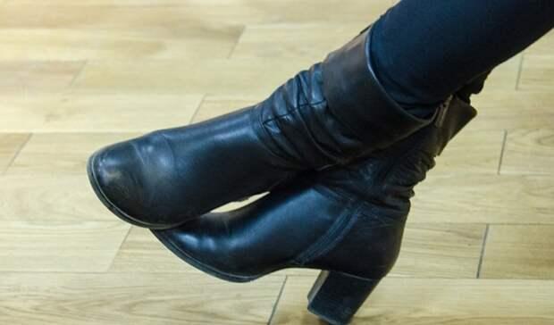 37-летняя оренбурженка чуть неубила сапогом сожителя
