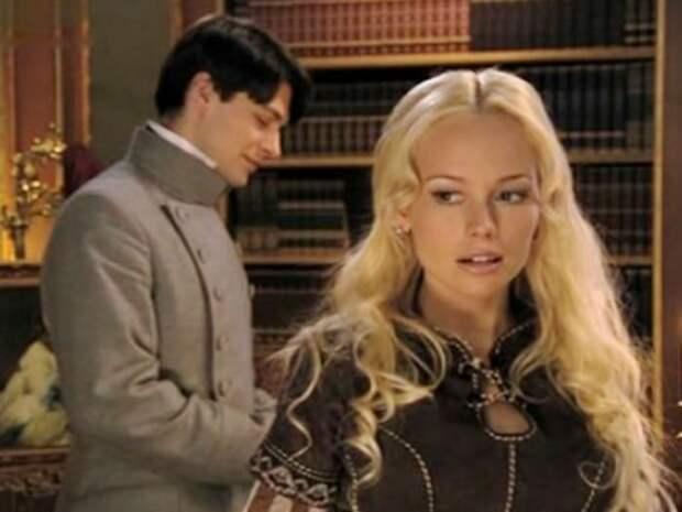 Кадр из сериала *Бедная Настя* | Фото: teleprogramma.pro