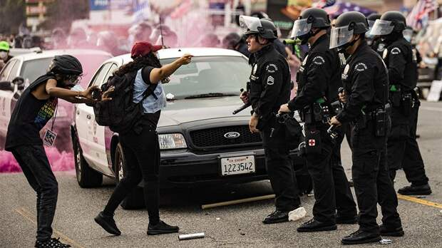 Угнетенные штаты Америки: демпартия нарушает права граждан США