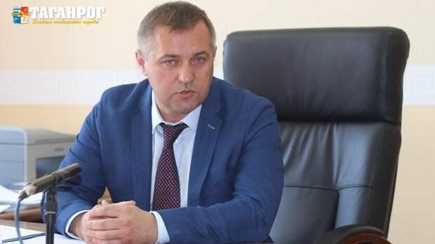 ВТаганроге уволился сдолжности замглавы администрации повопросам ЖКХ Михайлов