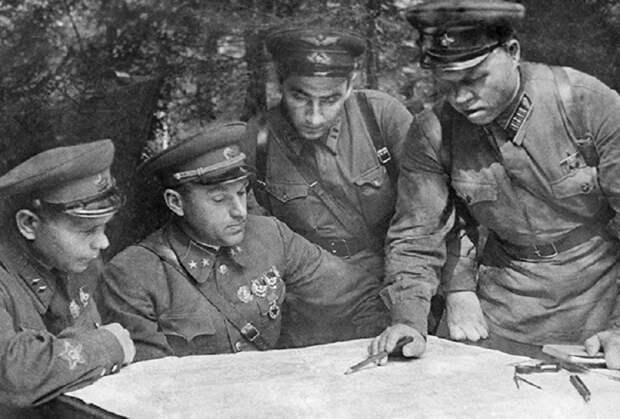 Кто предал советскую армию накануне Великой Отечественной войны