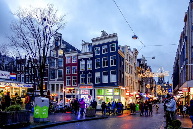 Однажды в Амстердаме