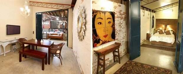 В доме используется концепция открытого пространства архитектура, в мире, дизайн, дом, склад