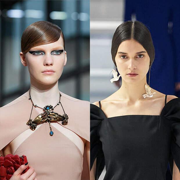 Модные тенденции в украшениях на осень-зиму – 2020/2021