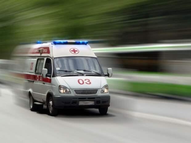 ДТП в Крыму: «скорая помощь» вылетела с дороги и перевернулась (ФОТО)