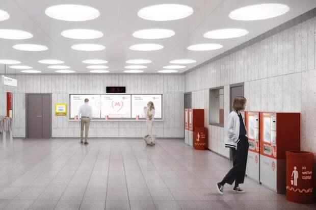 На станциях БКЛ «Карамышевская» и «Мнёвники» начались  пусконаладочные работы